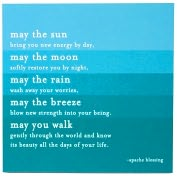 Product Image. Title: Magnet - May The Sun Bring You New Energy