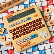 Product Image. Title: Merriam-Webster Official Scrabble Players Dictionary (4th Edition) with OWL (Office Word List for Tournament Play)