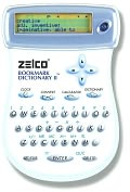 Product Image. Title: Zelco Electronic Bookmark Dictionary: Version II