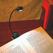 Product Image. Title: Mighty Bright Black Xtraflex LED Booklight (Batt Inc)