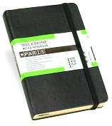 Product Image. Title: Moleskine City Notebook Paris