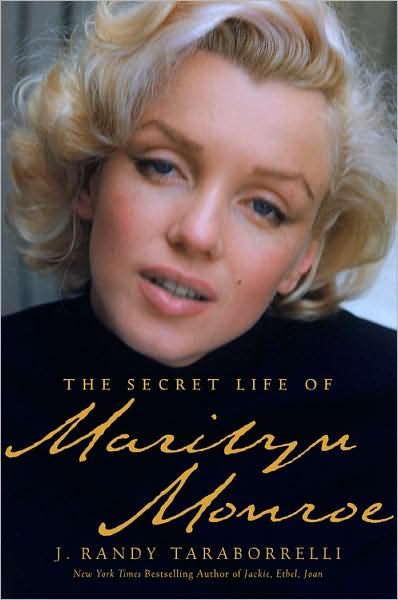 kennedy brothers and marilyn monroe. Marilyn Monroe book cover