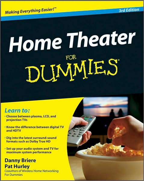 Home Theater For Dummies 3rd Ed~tqw~_darksiderg preview 0