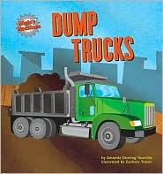 Dump Trucks by Amanda Doering Tourville: Book Cover