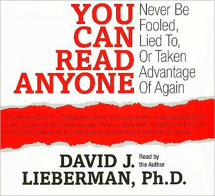 david j lieberman. Never Be Lied to Again by David J. Lieberman