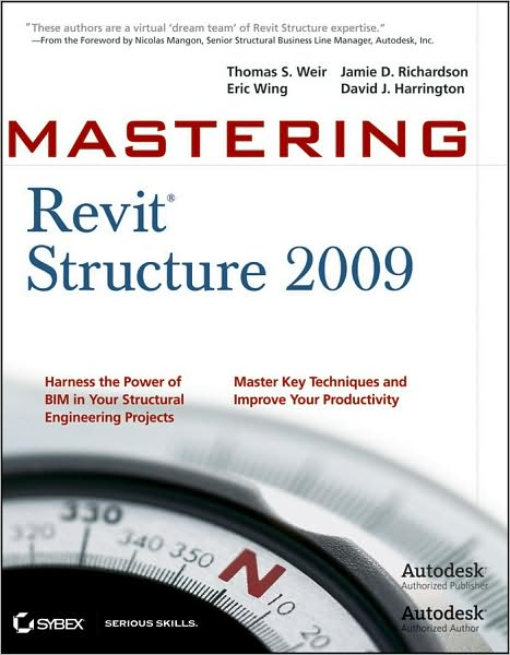 Revit Structure 2009~tqw~_darksiderg preview 0