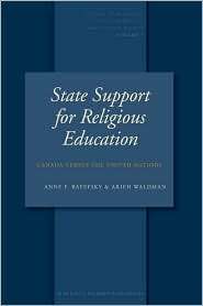 State Support for Religious Education: ...