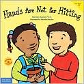 Book Cover Image. Title: Hands Are Not for Hitting, Author: by Marieka Heinlen