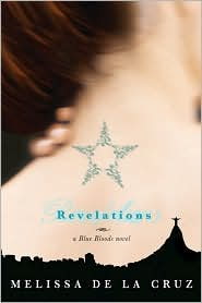Revelations (Blue Bloods Series #3) by Melissa De La Cruz: Book Cover