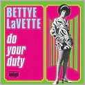 CD Cover Image. Title: Do Your Duty, Artist: Bettye LaVette