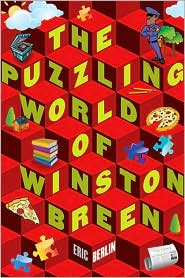 The Puzzling World of Winston Breen by Eric Berlin: Book Cover
