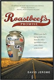 Roastbeef's Promise by David Jerome: Book Cover