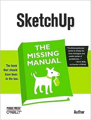Google Sketchup The Missing Manual~tqw~_darksiderg preview 0