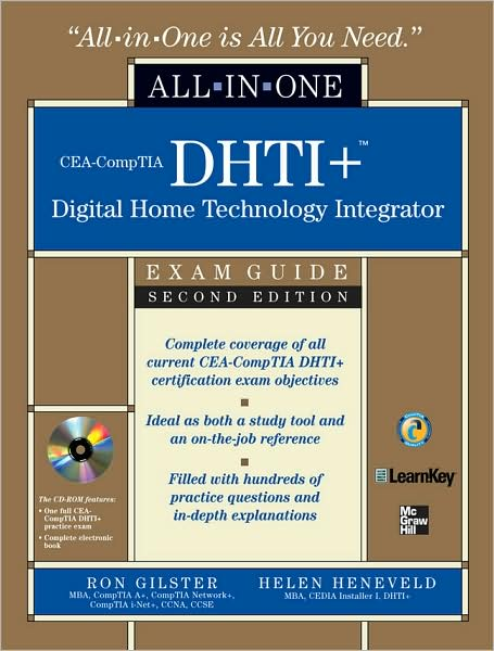 CEA DHTI+ Digital Home Technology Integrator All In One Exam Guide, 2nd Ed~tqw~_darksiderg preview 0