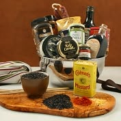 Product Image. Title: For the Chef Gift Basket