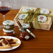 Product Image. Title: Piccolo Pesto Crate (Artichoke, Basil, Pepper, Walnut)