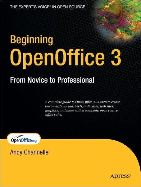 Beginning OpenOffice 3~tqw~_darksiderg preview 0