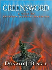 Greensword by Donald J. Bingle: Book Cover