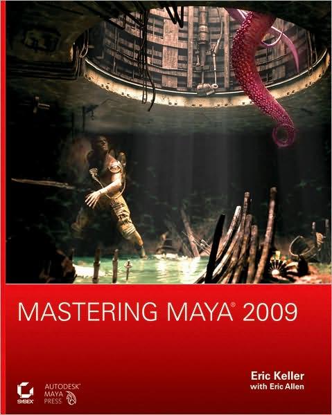Mastering Maya 2009~tqw~_darksiderg preview 0