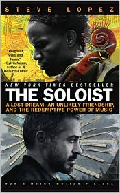 The Soloist by Steve Lopez: Book Cover