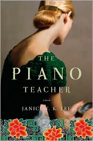 The Piano Teacher by Janice Y. K. Lee: Book Cover
