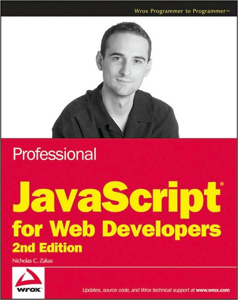 Professional JavaScript for Web Developers 2nd Ed~tqw~ dartksiderg preview 0