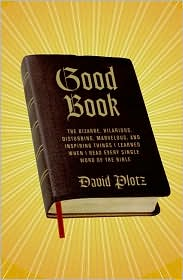 the good book, by david plotz
