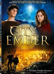 City of Ember with Saoirse Ronan: DVD Cover