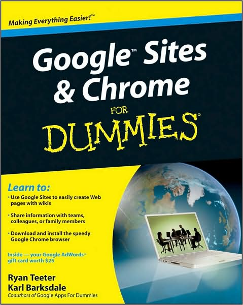 Google Sites and Chrome For Dummies~tqw~_darksiderg preview 0