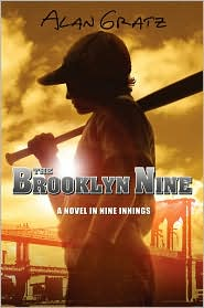 The Brooklyn Nine by Alan Gratz: Book Cover
