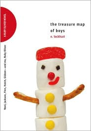 The Treasure Map of Boys by E. Lockhart: Book Cover