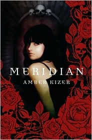 Meridian by Amber Kizer: Book Cover