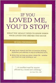 If You Loved Me, You'd Stop!, Lisa Frederiksen, Book - Barnes ...