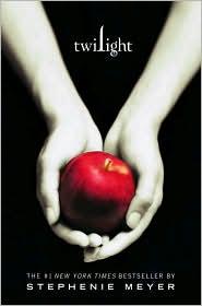 Twilight by Stephenie Meyer: Book Cover