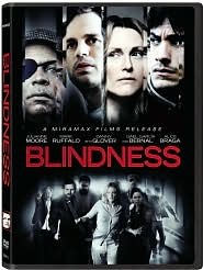 Blindness with Julianne Moore: DVD Cover
