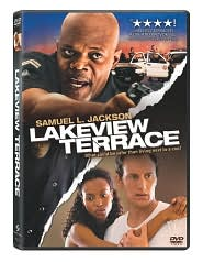 Lakeview Terrace with Samuel L. Jackson: DVD Cover