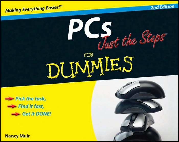 PCs Just the Steps For Dummies 2nd Ed~tqw~_darksiderg preview 0