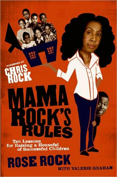 Mama Rock's Rules Book