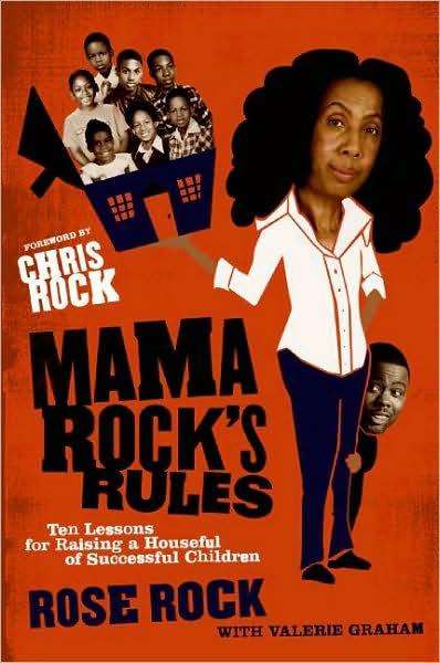 Mama Rock's Rules Book