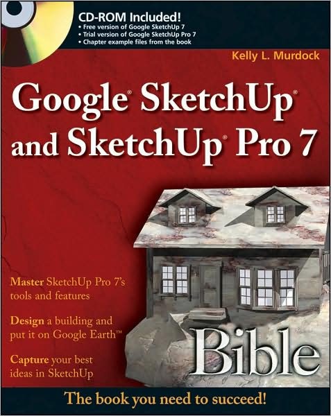 Google SketchUp and SketchUp Pro 7 Bible~tqw~_darksiderg preview 0