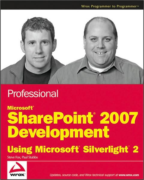 Professional Microsoft SharePoint 2007 Development Using Microsoft Silverlight 2~tqw~_darksiderg preview 0