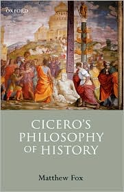 Cicero's Philosophy of History