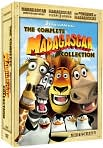 Video/DVD. Title: Madagascar: The Complete Collection