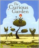 The Curious Garden by Peter Brown: Book Cover