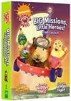 Video/DVD. Title: The Wonder Pets - Big Missions Little Heroes Collection