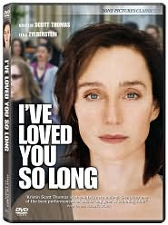 I've Loved You So Long... with Kristin Scott Thomas: DVD Cover