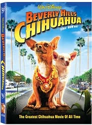 Beverly Hills Chihuahua with Drew Barrymore: DVD Cover