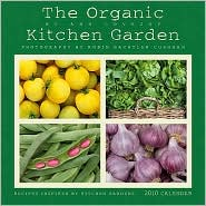 2010 Organic Kitchen Garden Wall Calendar by Ann Lovejoy: Calendar Cover