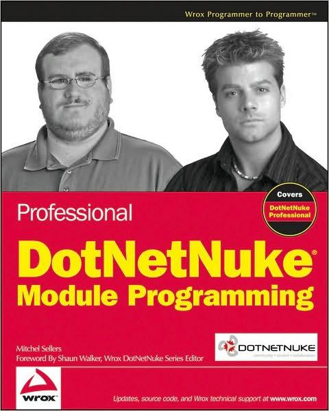 Professional DotNetNuke Module Programming~tqw~_darksiderg preview 0