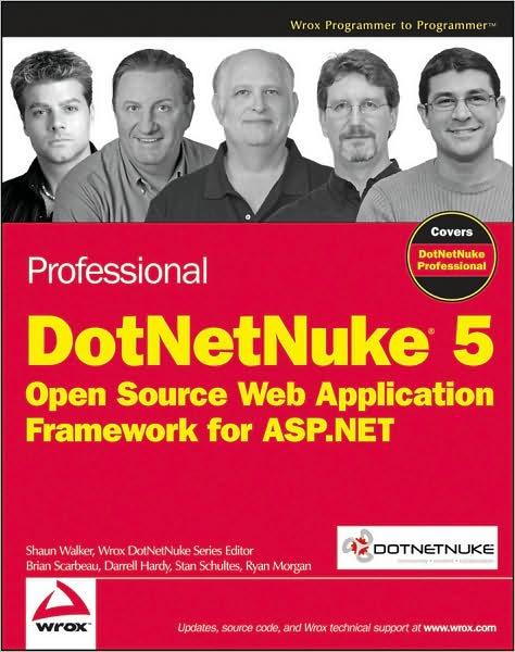Professional DotNetNuke 5~tqw~_darksiderg preview 0